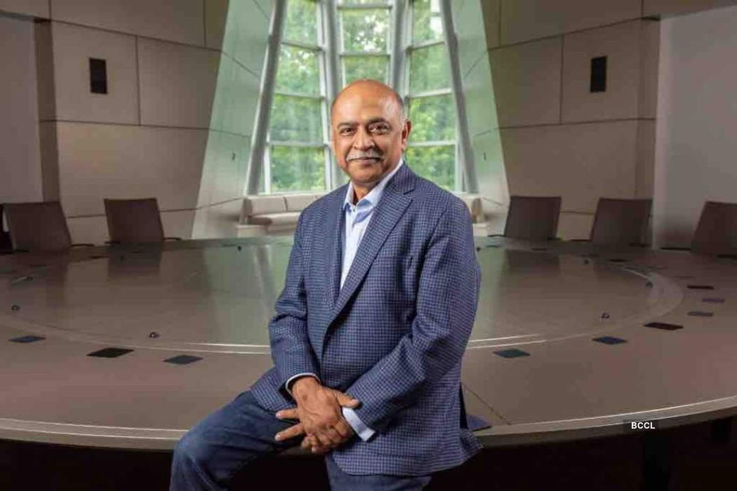 Arvind Krishna to become the new IBM CE0