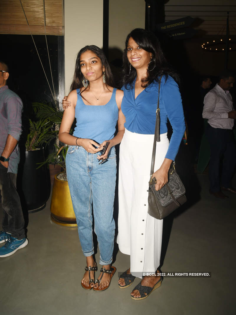 Socialites and diplomats attend the launch of Madras Art Guild