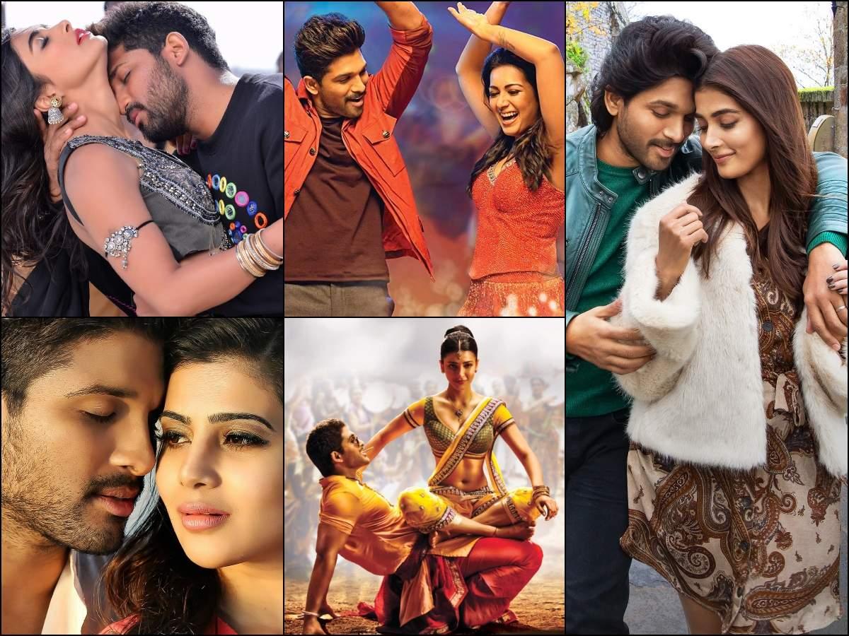 Top 5 Highest Grossing Films Of Allu Arjun Before Ala Vaikunthapurramuloo The Times Of India