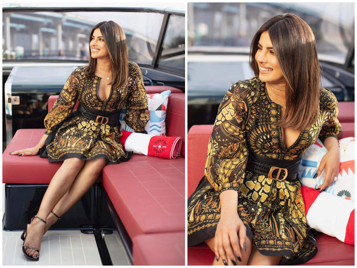 THESE photos of Priyanka Chopra will make you fall in love with her all over again!