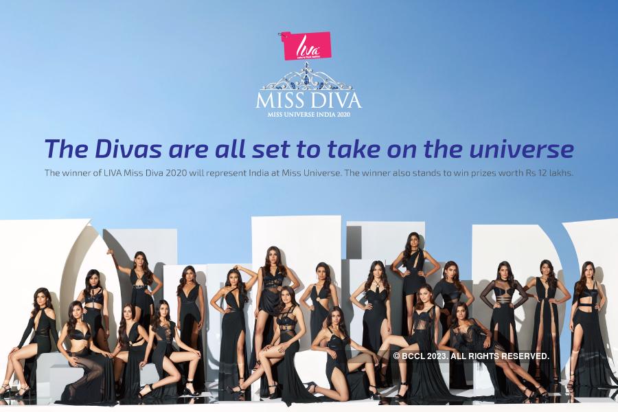 Meet the stunning LIVA Miss Diva 2020 Finalists
