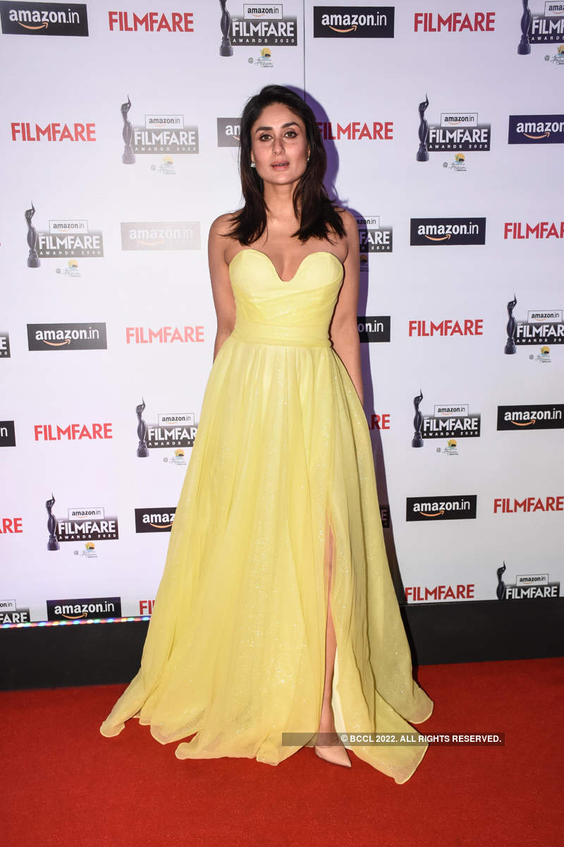65th Amazon Filmfare Awards Curtain Raiser 2020: Red Carpet