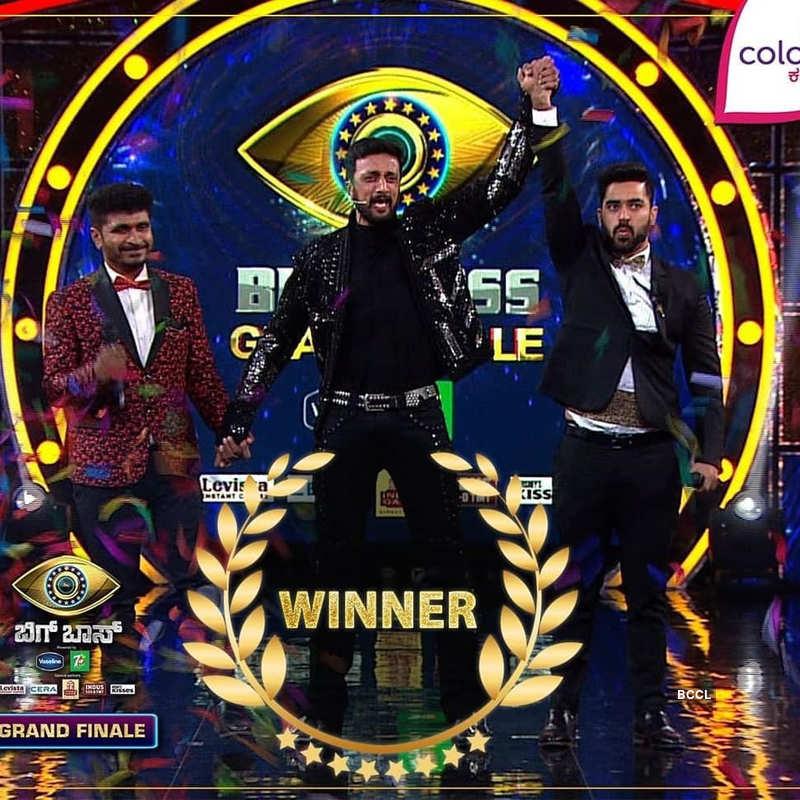 Shine Shetty wins Bigg Boss Kannada 7