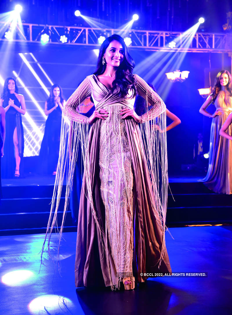 A night of dazzling talent and glamour in Bengaluru
