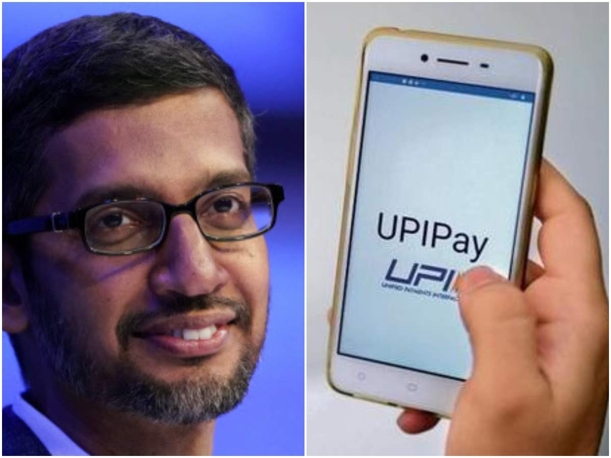 8 Reasons why Google and CEO Sundar Pichai think US needs to 'learn' digital payments from India