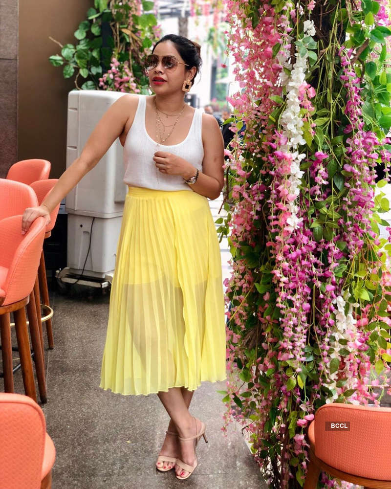 The Kapil Sharma Show fame Sumona Chakravarti is a diva in real life
