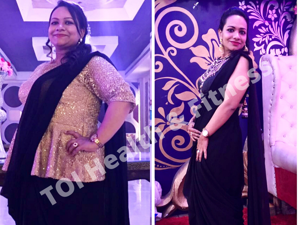 Weight loss story: This teacher lost more than 20 kilos in just 6 months! Here's how she did it