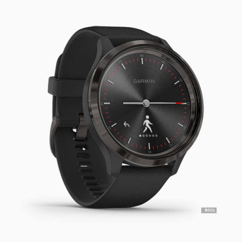 Garmin launches hybrid Vivomove smartwatches