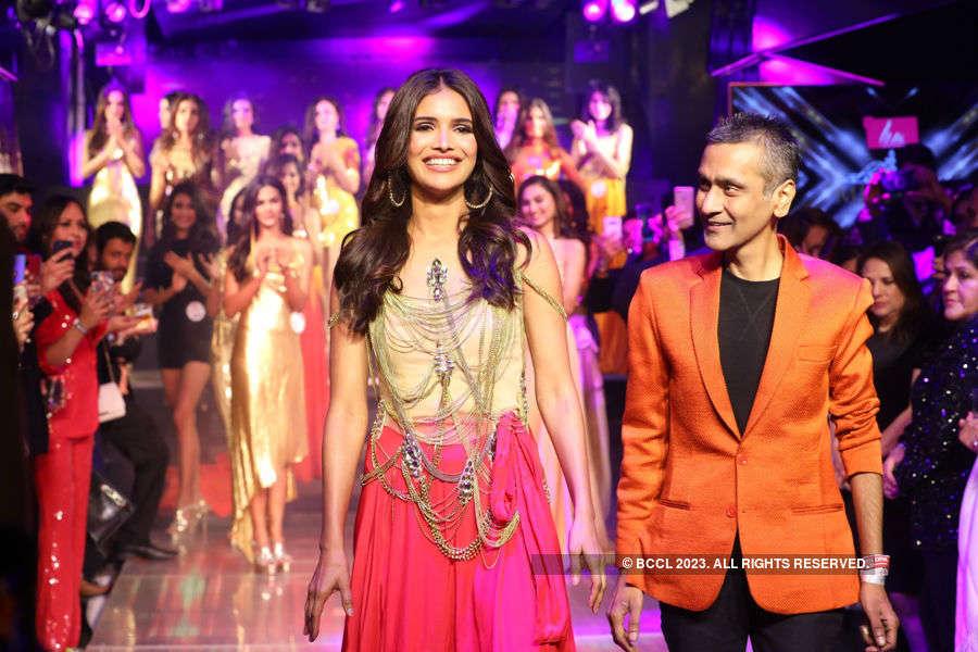 LIVA Miss Diva 2020 finalists Dazzle Delhi with their talents