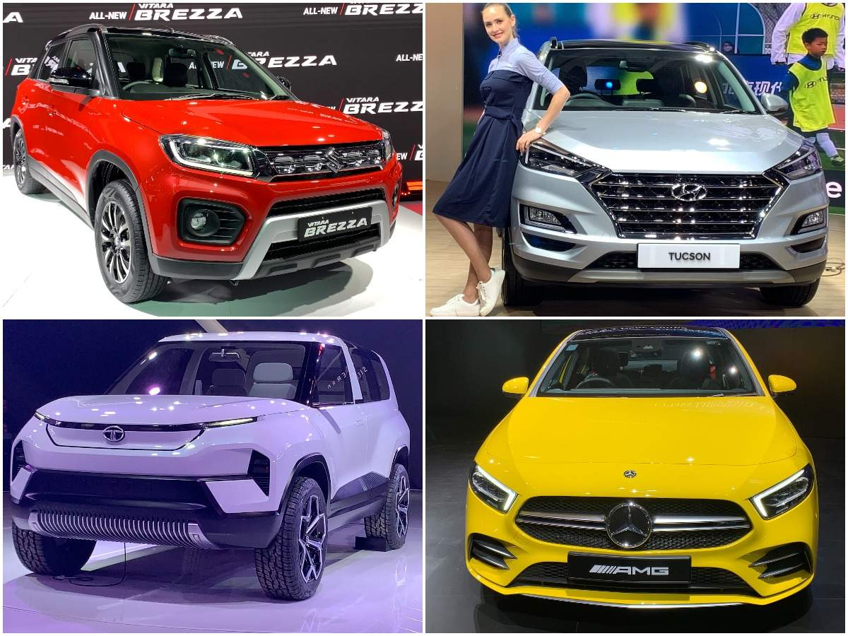 Auto Expo 2020 guide: Top cars from Maruti, Tata, Kia and 10 other brands you must check out