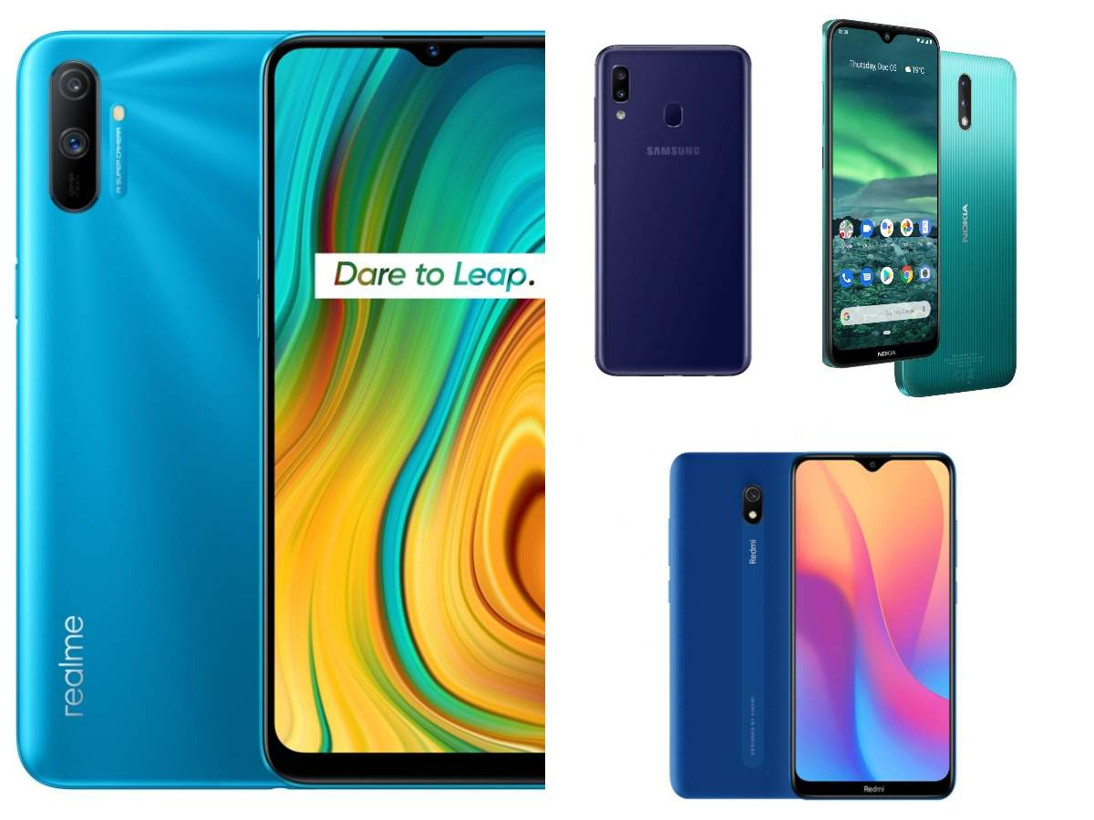 Realme has launched its first smartphone of 2020: Comparison with phones from Nokia, Xiaomi and Samsung