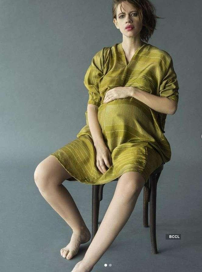 Bollywood actress Kalki Koechlin and her boyfriend Guy Hershberg welcome baby girl