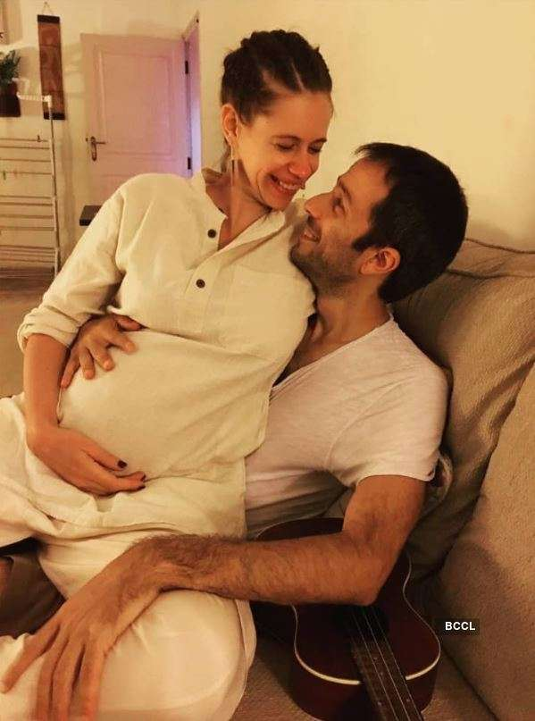 Bollywood actress Kalki Koechlin and her boyfriend Guy Hershberg welcome baby girl