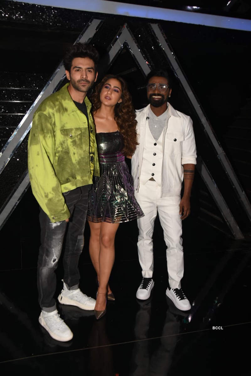 Dance Plus Season 5: On the sets