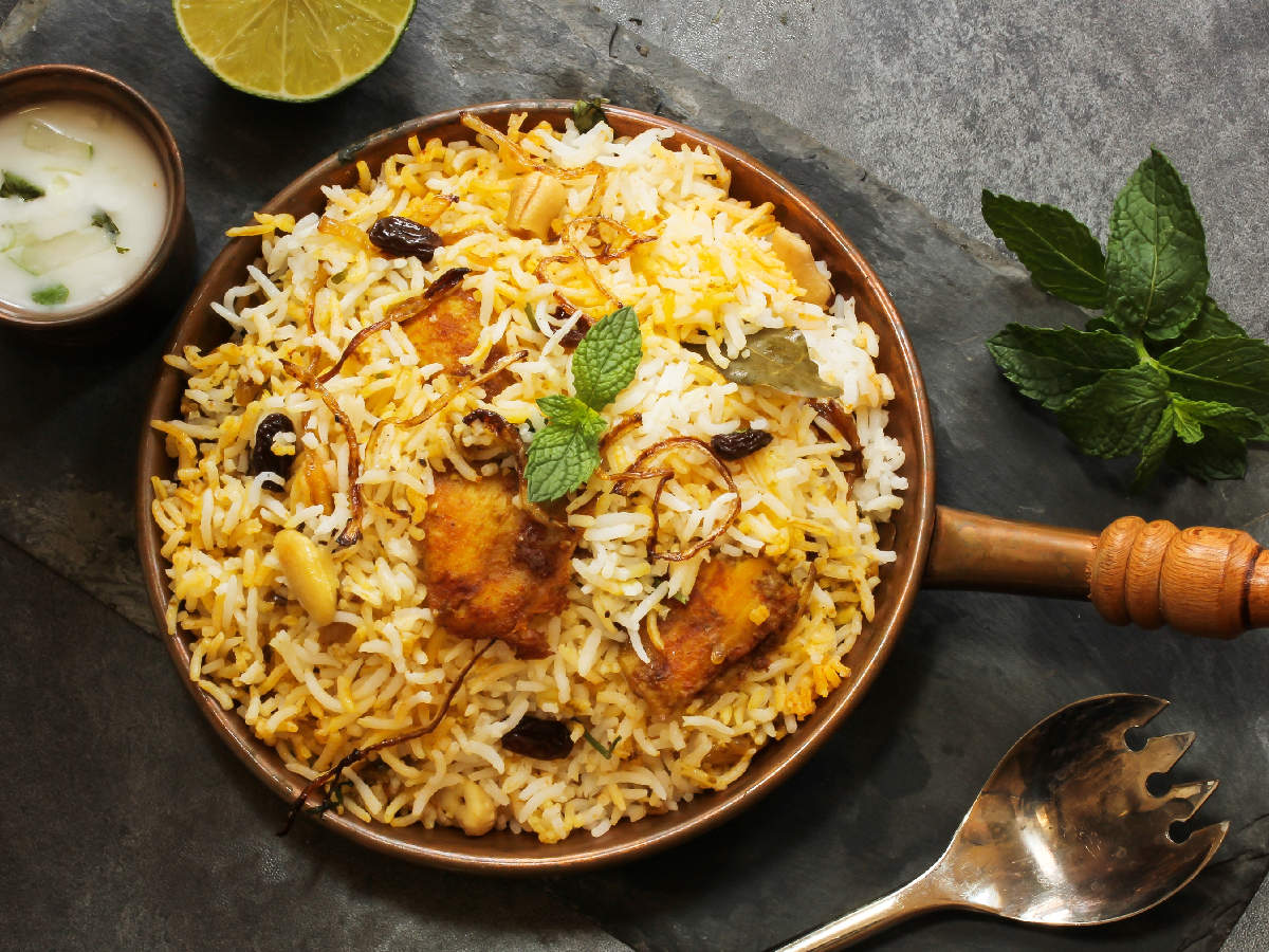 India's 30 Biryani Varieties