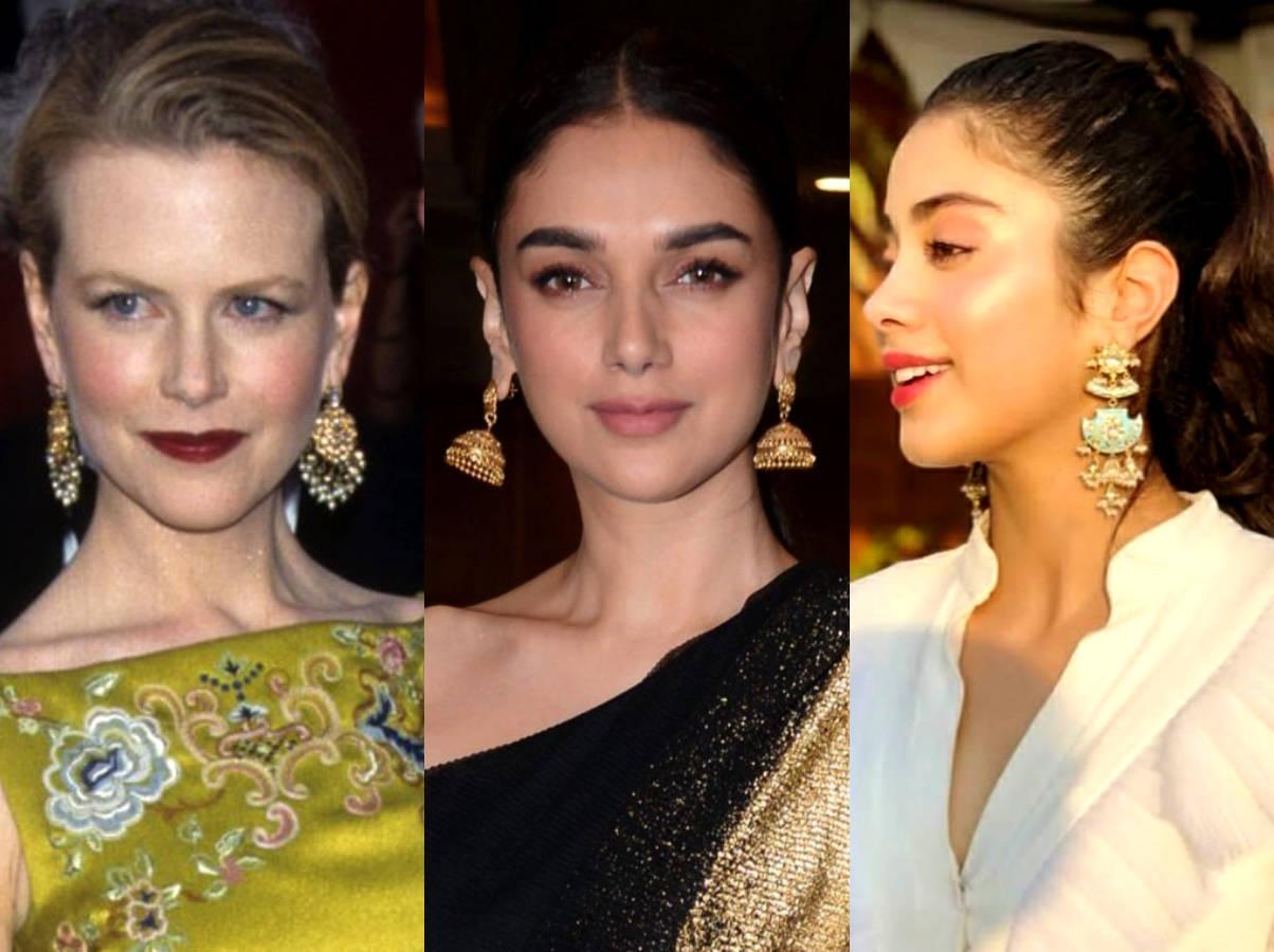 Nicole Kidman, Aditi Rao Hydari and Janhvi Kapoor