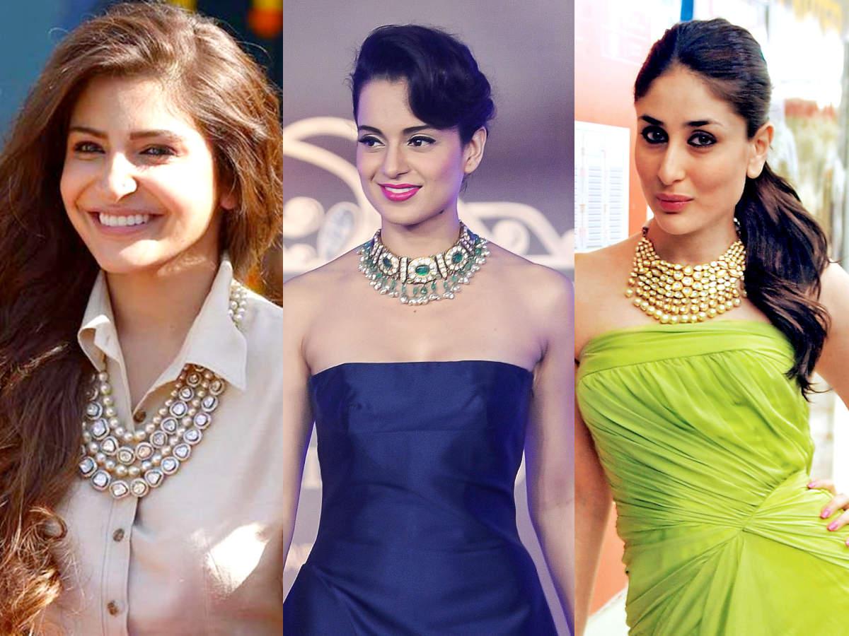 Anushka Sharma, Kangana Ranaut and Kareena Kapoor Khan