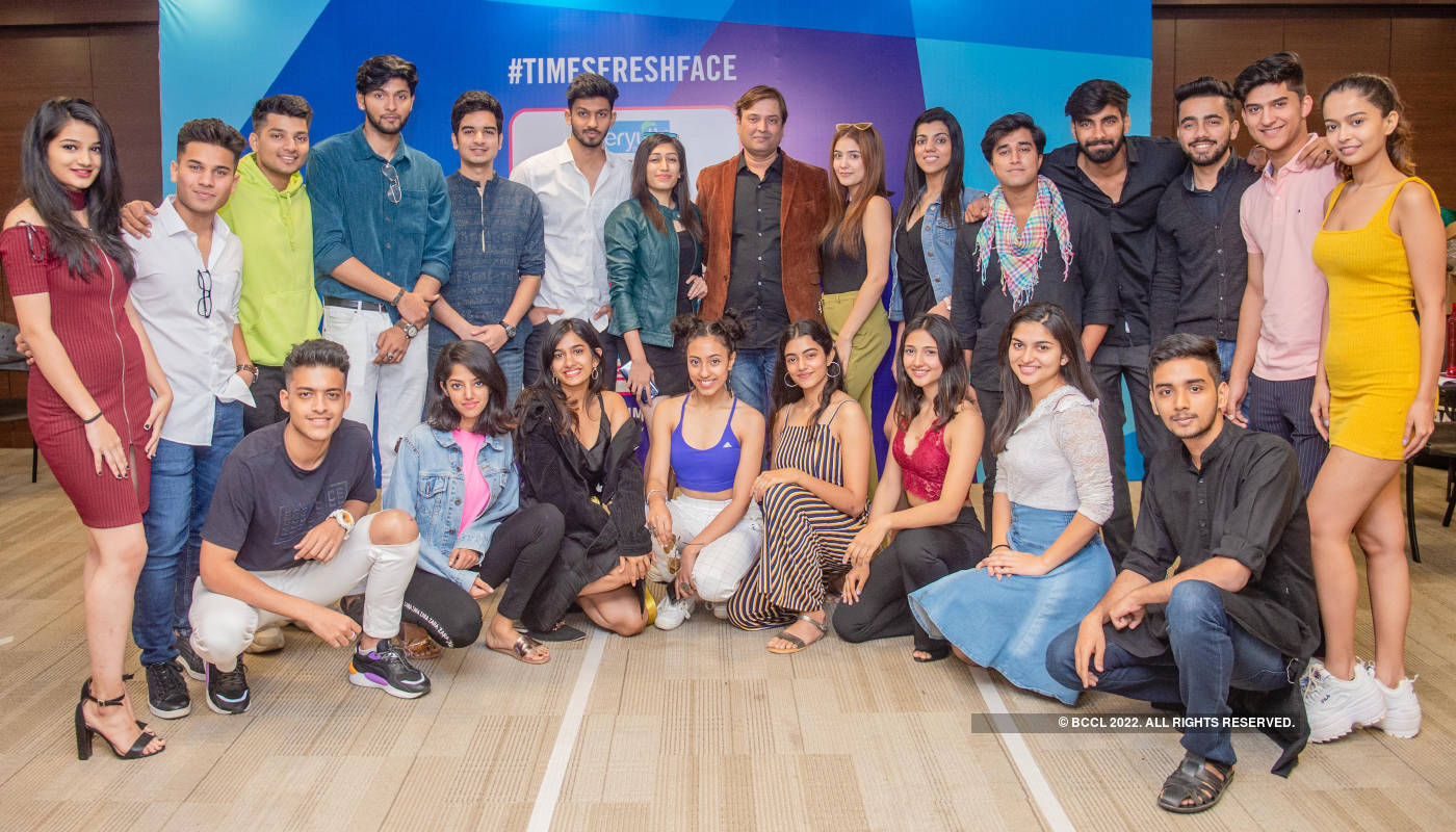 Everyuth Times Fresh Face Season 12: Training and grooming sessions