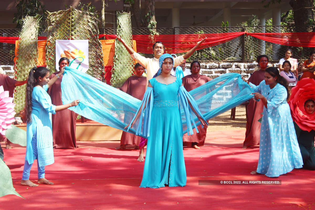 Students showcase a grand show to celebrate Goan heritage