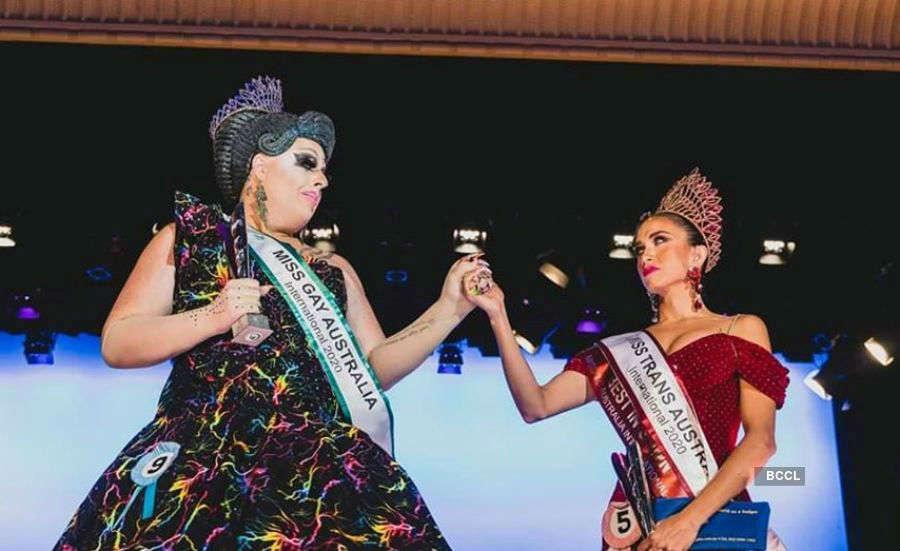 Meet Miss Gay and Miss Trans Australia International 2020