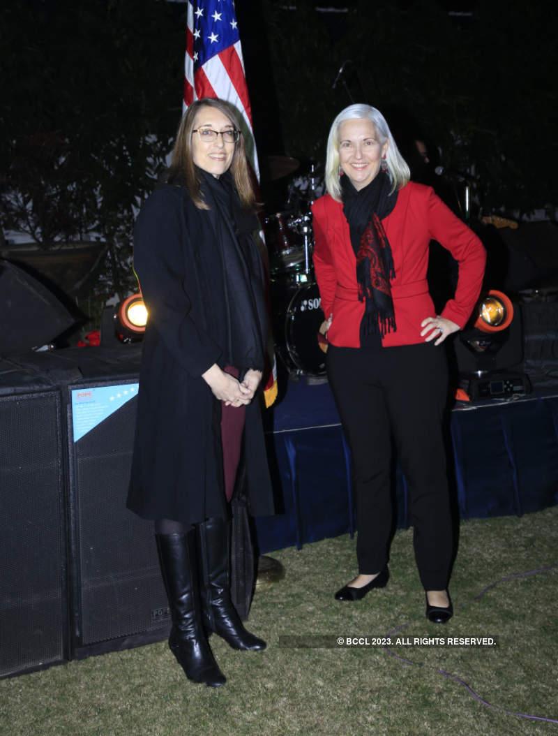 US Consulate celebrates bond with Kolkata