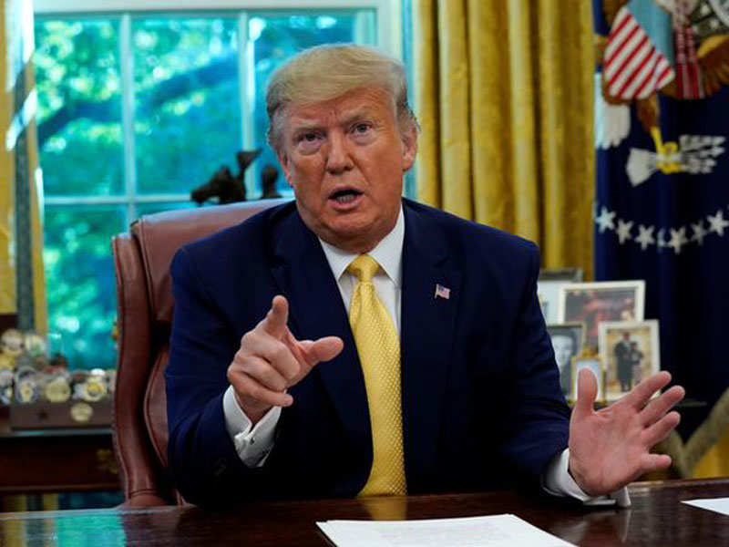 Donald Trump: Save a great trade agreement with India for later | India Business News