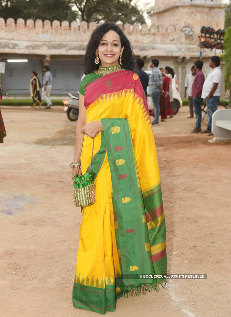 Gudi Sambaralu celebrates dance and divinity