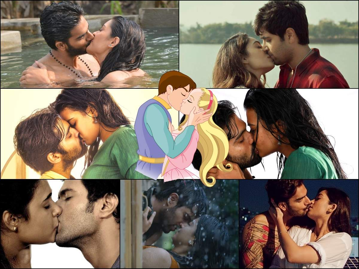 Smooch how kiss to Difference Between