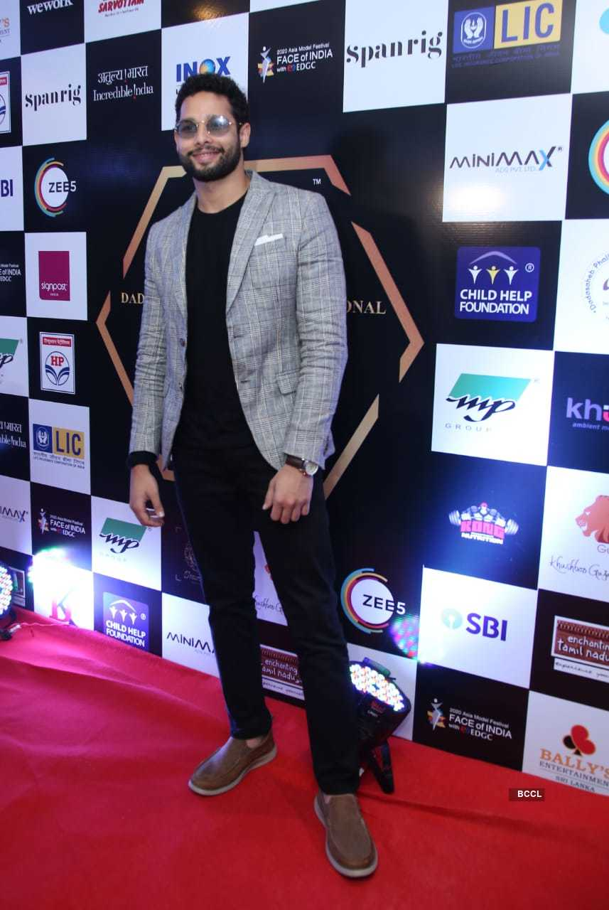 DPIFF Awards launches the 2020 event announcing Siddhant Chaturvedi as best debutante