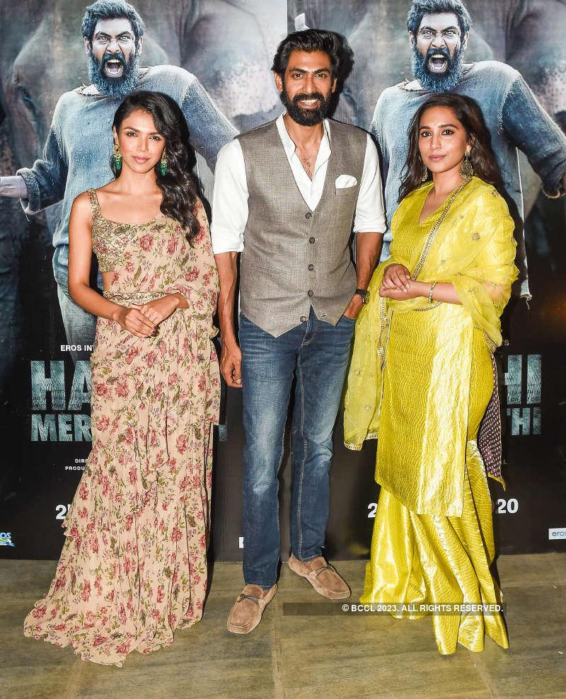 Haathi Mere Saathi: Teaser launch