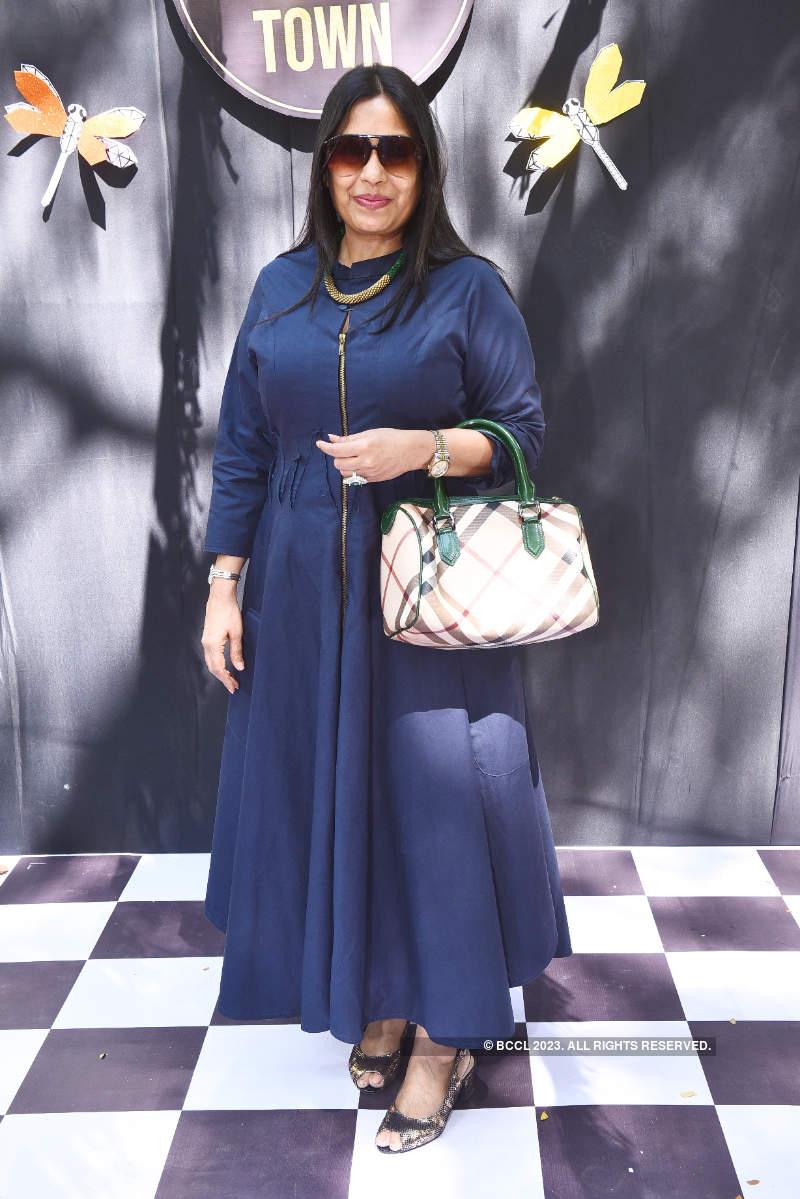 Chennai's fashionistas attend a lifestyle pop-up exhibition