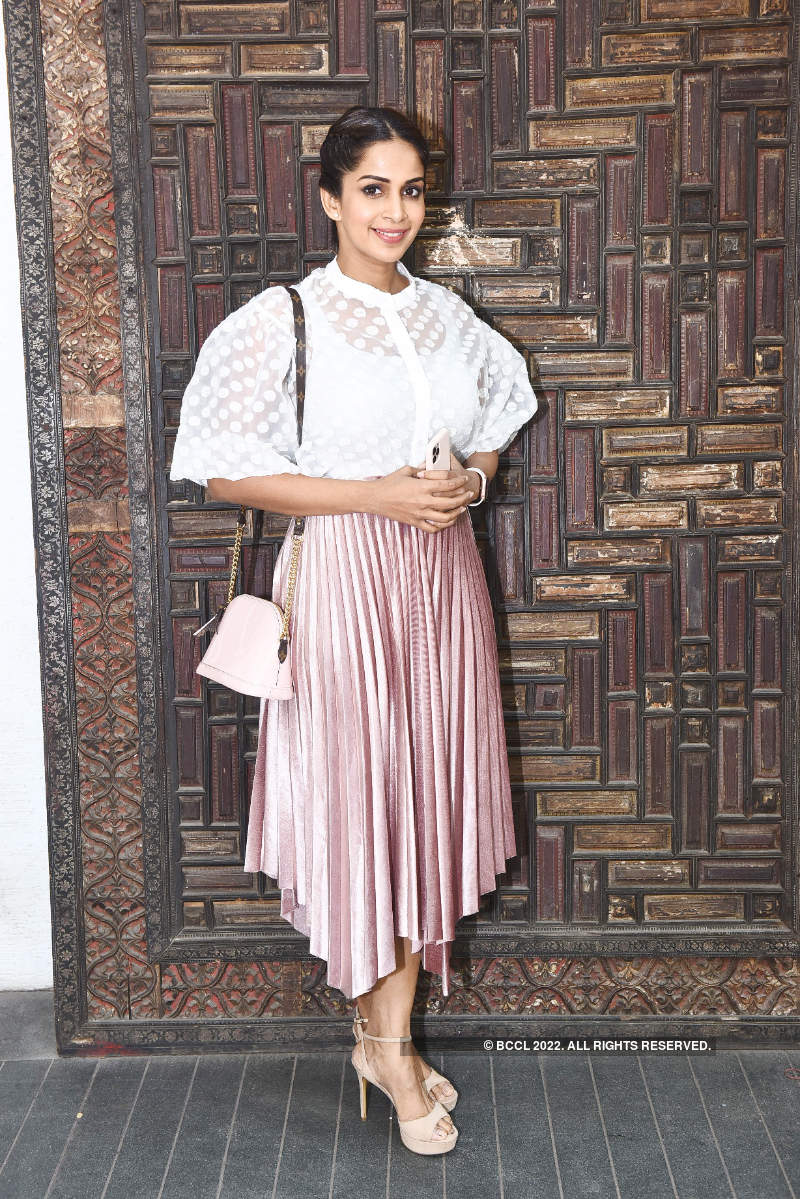 Chennai's fashionistas attend a lifestyle pop-up exhibition