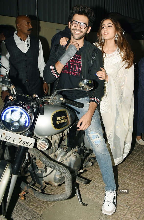 Love Aaj Kal: Screening