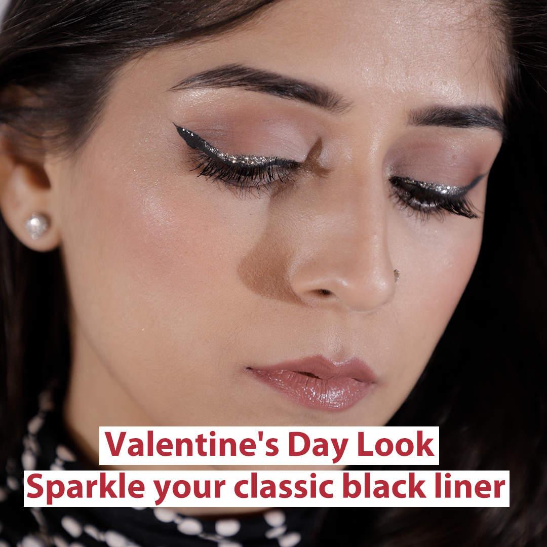 Valentine's Day Make-up Look