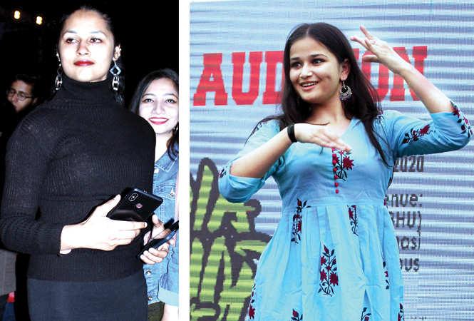 (L) Ratanpriya and Ayushi (R) Sachi Gupta (BCCL/ Arvind Kumar)