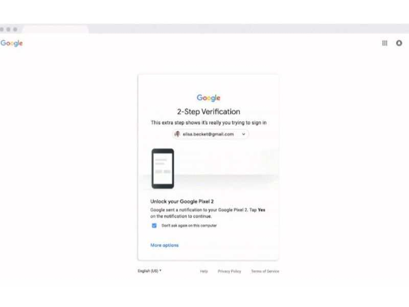 Can use Google's Security Checkup to test if any of your passwords have been hacked