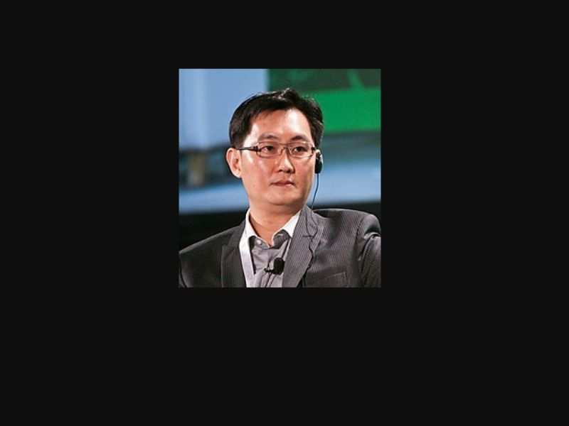 Ma Huateng, CEO Tencent
