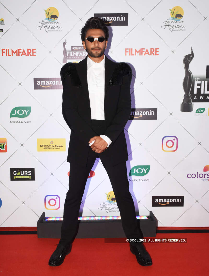 65th Amazon Filmfare Awards 2020: Handsome Hunks