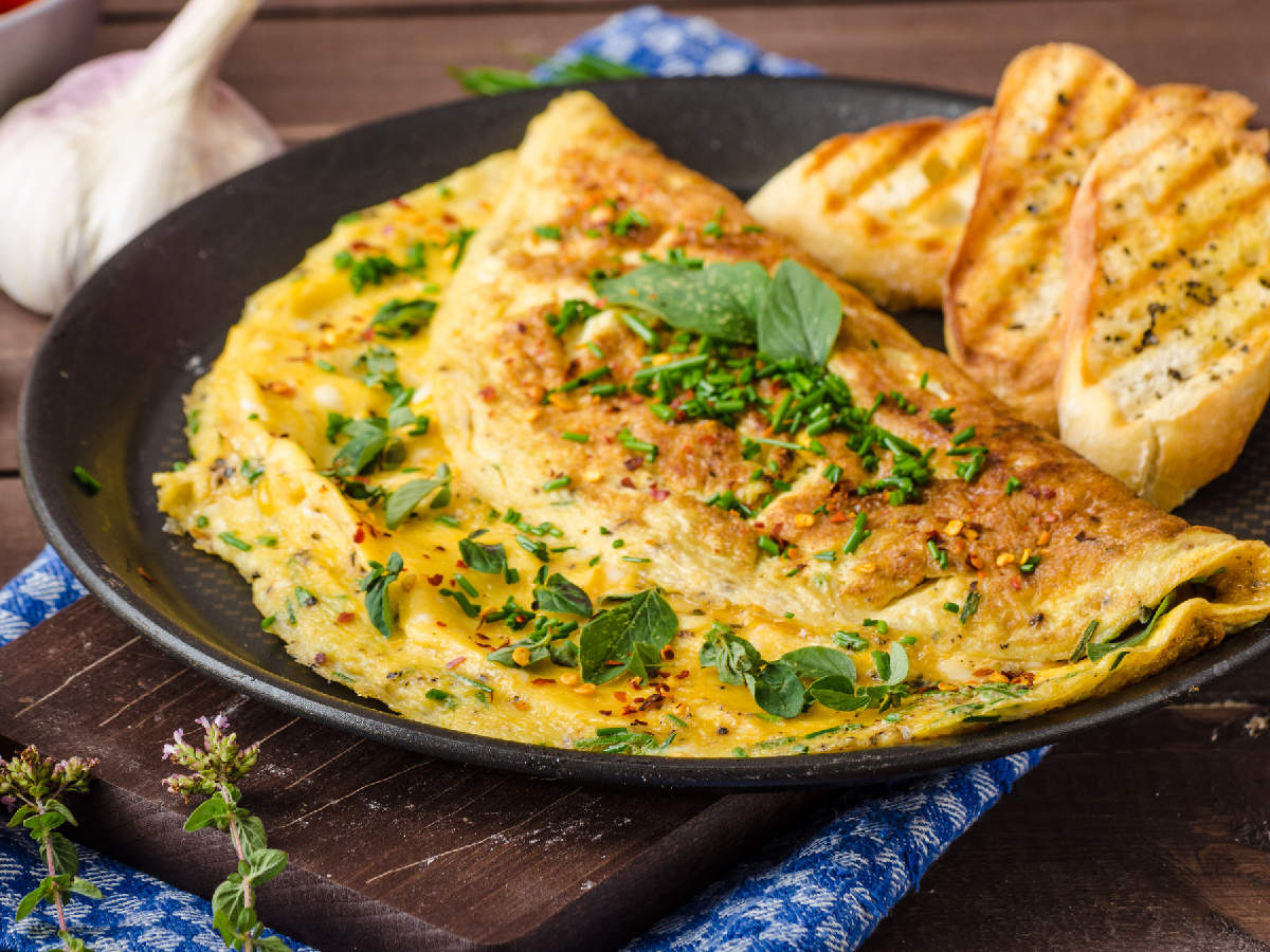 10 places to enjoy scrumptious omelette in Delhi/NCR