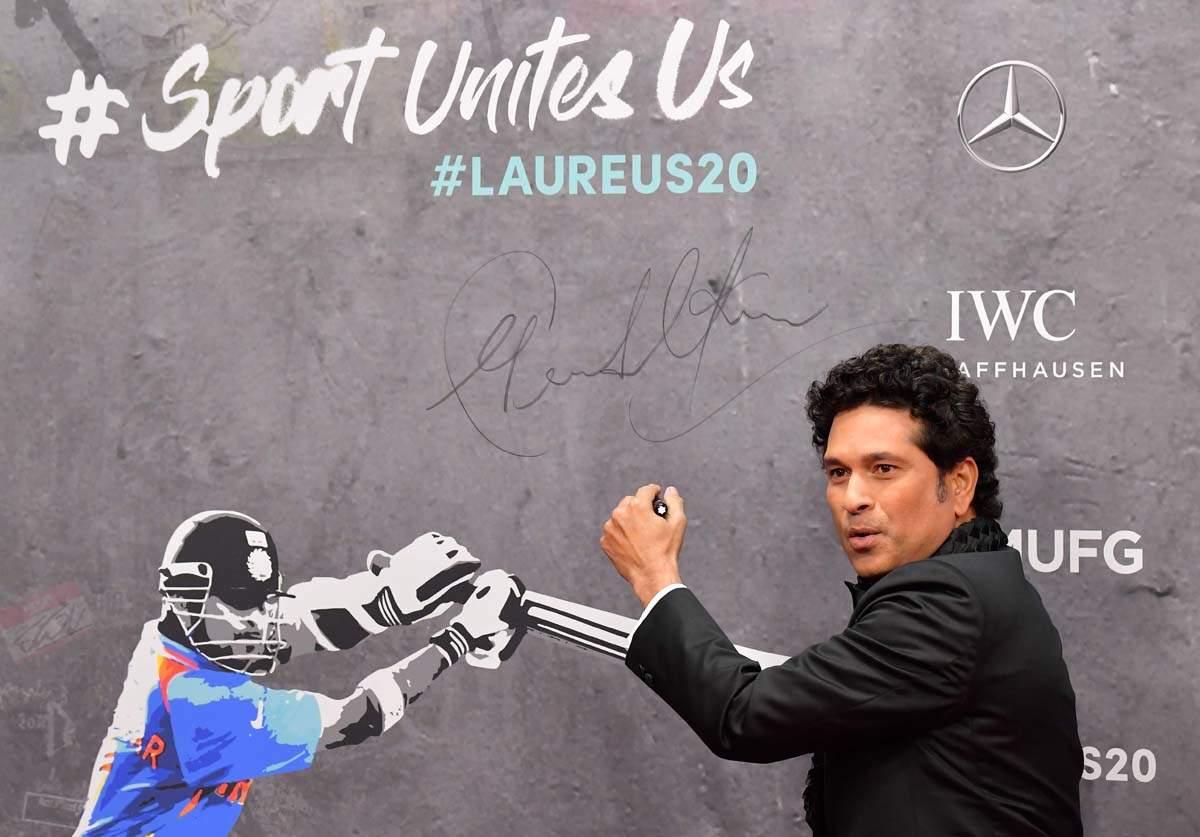 Sachin Tendulkar becomes first Indian to win Laureus World Sports Award