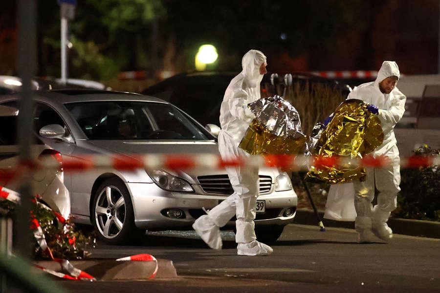 In pics: Shootings in Germany leave nine dead