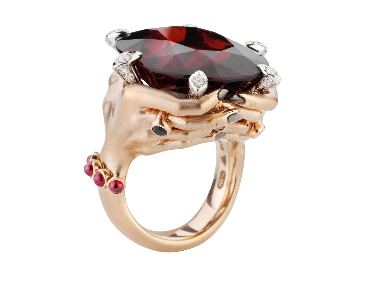 The Wrath Ring