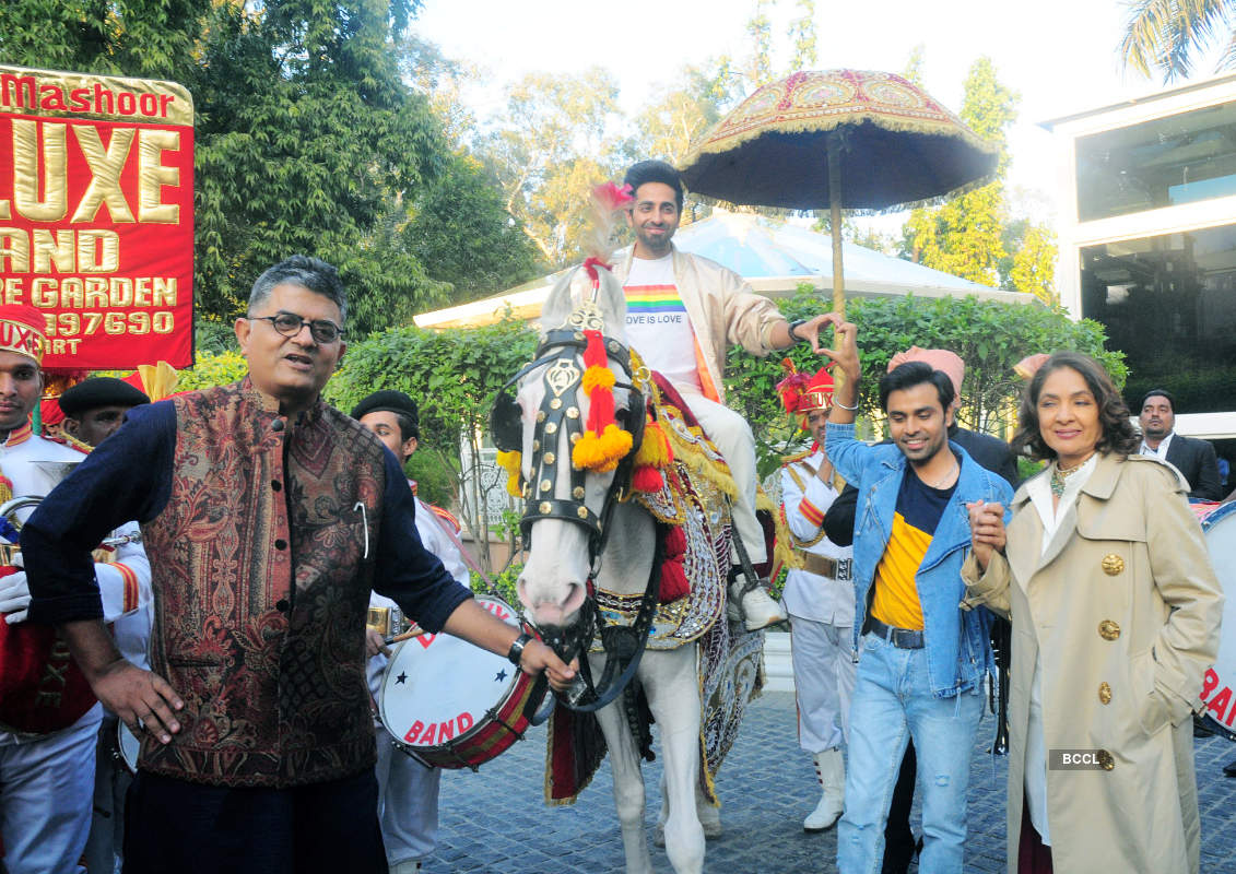 Shubh Mangal Zyada Saavdhan: Promotions