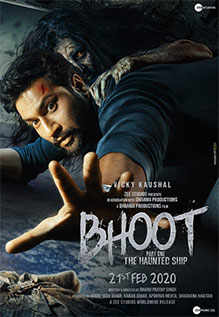 Bhoot Review Bhoot Part One The Haunted Ship Movie Review 2 5 5 Vicky Kaushal S Film Falls Short Of Sending Chills Down Your Spine
