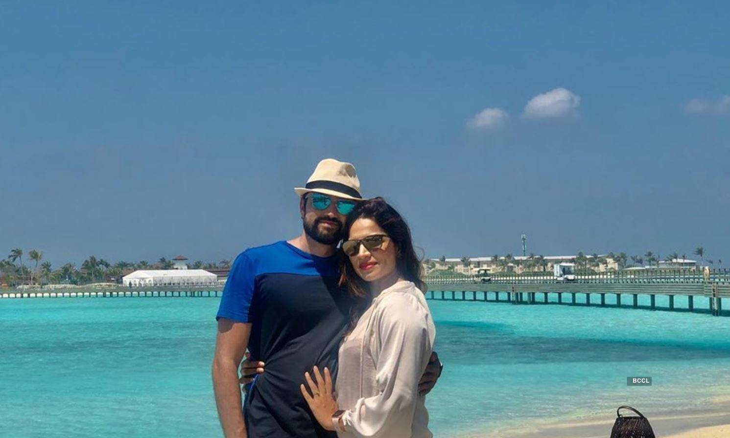 Kumkum Bhagya actress Shikha Singh teases fans with her Maldives vacation pictures