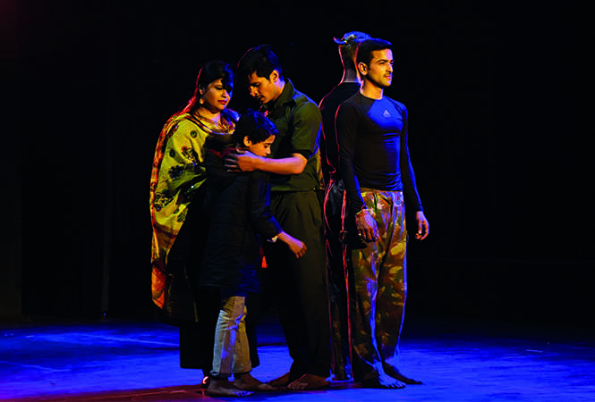 A few scenes from the play (BCCL/ Vishnu Jaiswal)