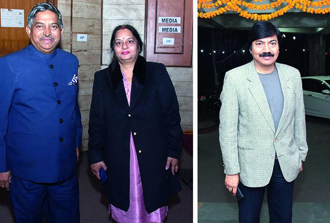 Nakul Dubey and Pallavi Srivastava (R) Tarun Raj(BCCL/ Vishnu Jaiswal)