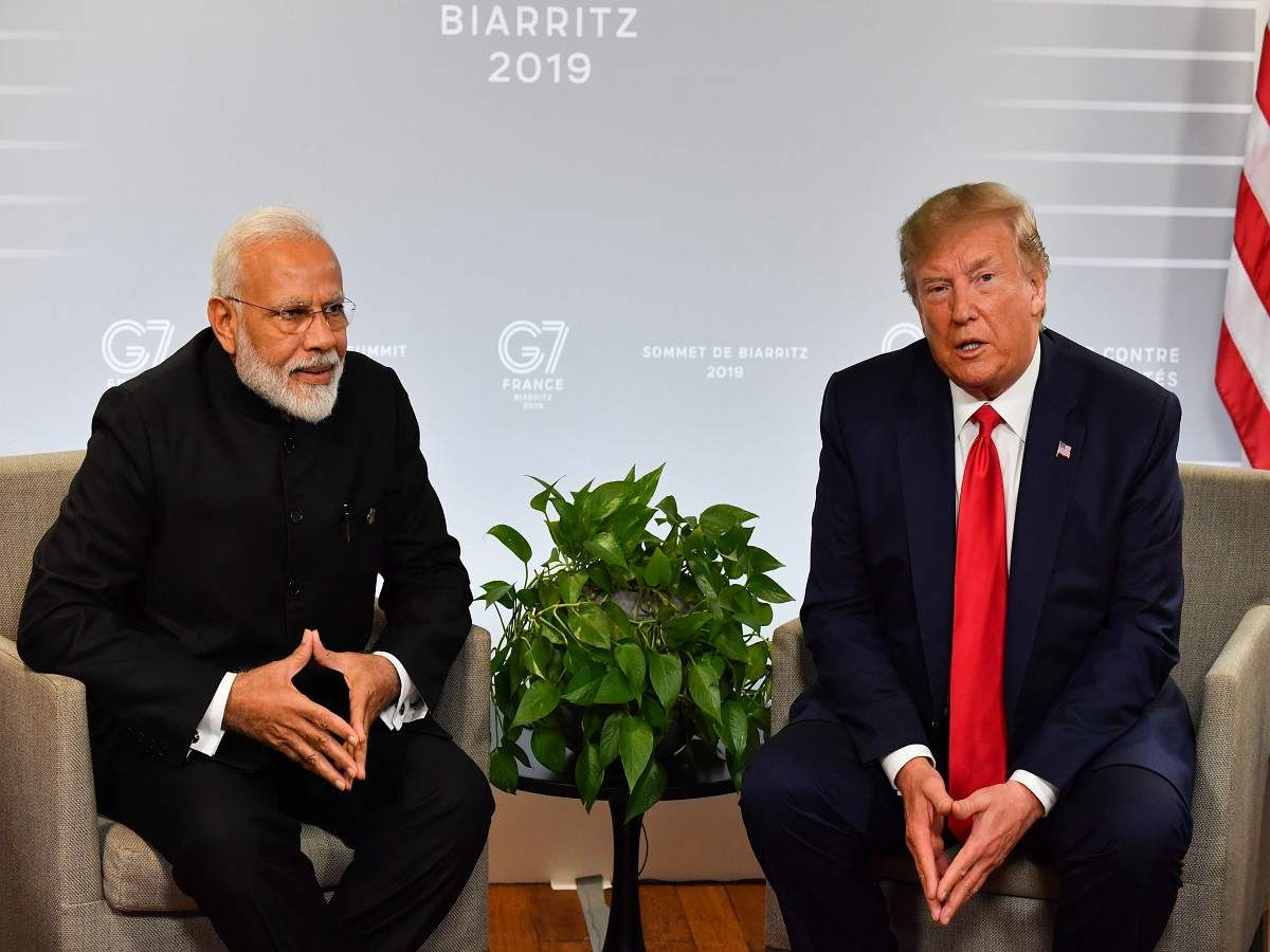 Prime Minister Modi is my friend, says President of the United States, Donald Trump | India News