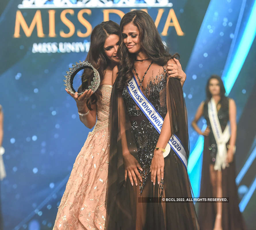 LIVA Miss Diva 2020: Crowning Moments