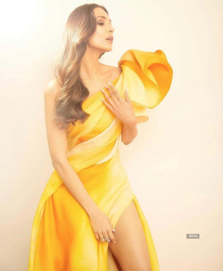 Glamorous pictures of Bollywood diva Malaika Arora